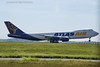 Atlas Air N854GT Boeing 747-8 London Stansted Airport