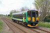 London Midland 153364 - Lidlington