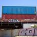 Freight Graffiti - May 9th 2020