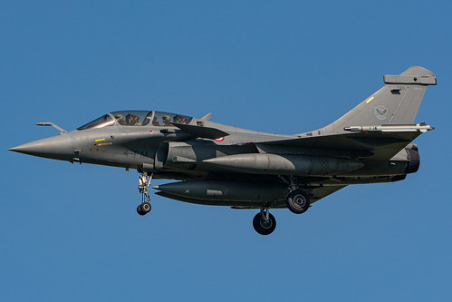 Armee de`l Air Dassault Rafale B 346 4-FM EHLW Frisian Flag 2018