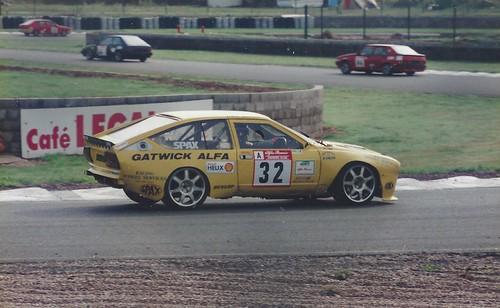 Chris Snowdon GTV Croix 1996