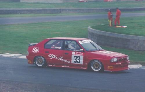 Nick Humphrey Croix double winner 1996