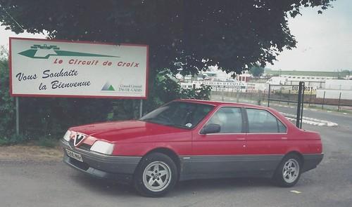 MSL 164 at Croix 1996