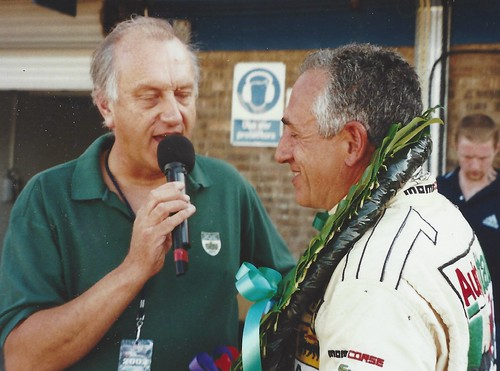 Roberto Giordanelli with Ian Titchmarsh
