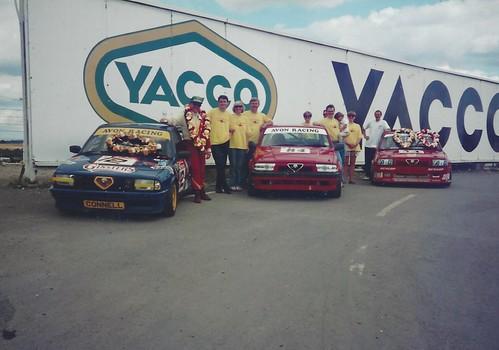 Successful Avon Racing Croix 1996