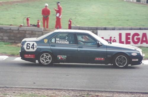 Martin Parsons 164 class winner at Croix