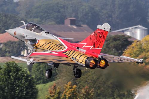 Dassault Rafale C 142/113-GU