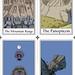 Mountain cards - Cartas de montañas