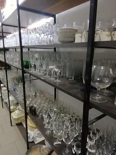 Bicchiere in cristalli