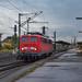 140 637-0 DB Cargo Lehrte 10.10.13