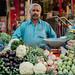 Vegetable Vendor Portrait, Chakwal Pakistan
