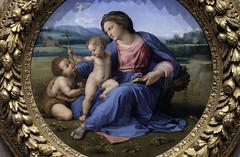 Raphael, The Alba Madonna