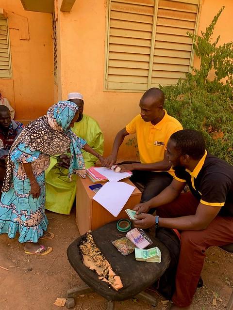 6ème Paiement des Transferts Monétaires dans la commune rurale de Konna