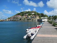 Marigot Wharf