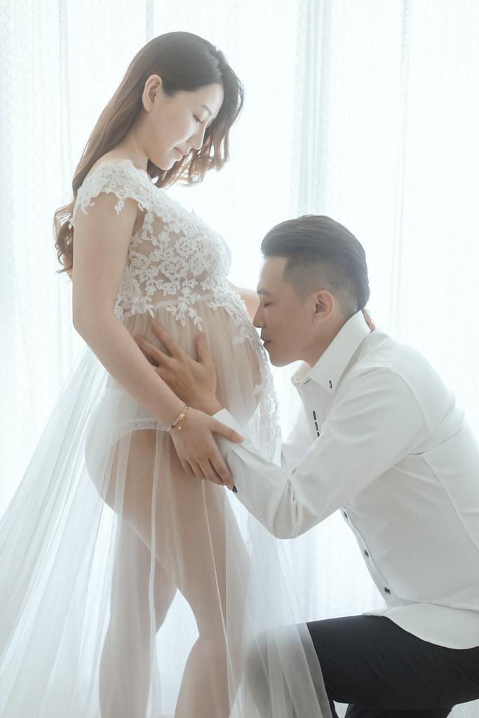 台南孕婦寫真|炎炎夏日適合來一場水感的孕婦寫真|愛情街角-Love Corner