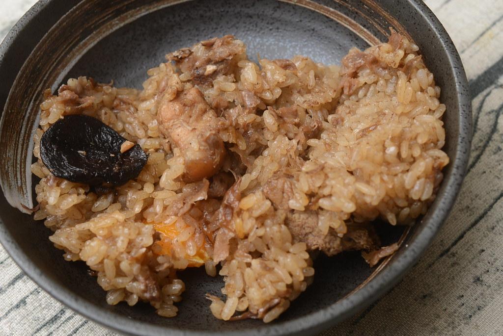美芳 蛋黃肉粽50