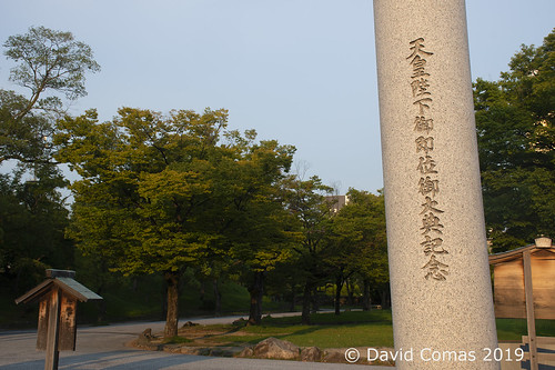 Hiroshima - Hiroshima Gokoku Shrine