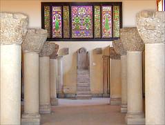 Le musée copte du Caire (Égypte)