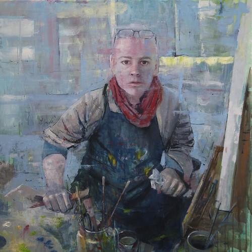 HENRY MCGRANE Self Portrait