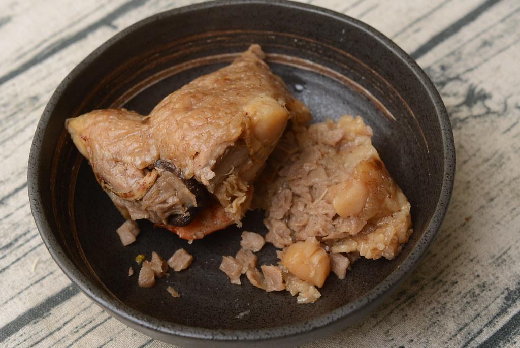 彭成珍 干貝海鮮粽90