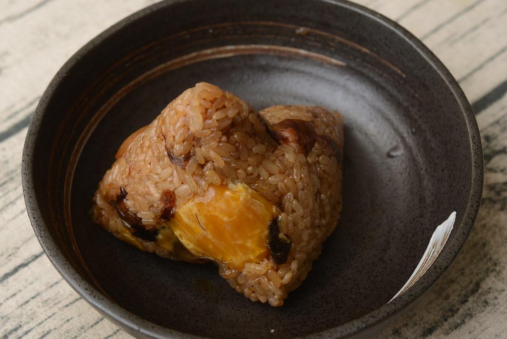 燊記 蛋黃香菇肉粽40