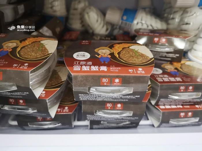 【便利商店】江原道雪蟹蟹膏|全家便利商店限定|超難買人氣商品|偷飯賊 @魚樂分享誌