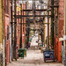 2020 - Vancouver - Gastown - Quiet Time in Drug Alley