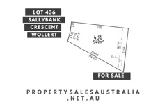 Lot 436, Sallybank Crescent, Wollert VIC