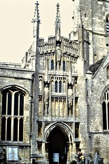 Photo of Burford Church (St. John the Baptist)