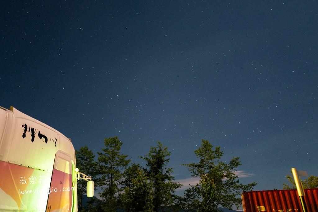 【南投 Nantou】翠峰農場卡爾小鎮星空巴士體驗車 合歡山海拔最高免裝備露營BBQ @薇樂莉 Love Viaggio | 旅行.生活.攝影