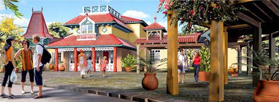 Calypso Springs Concept