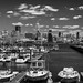 View of Manhattan and the Hudson River from Hoboken, New Jersey