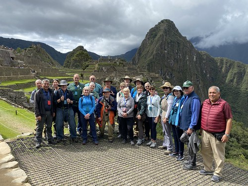 Machu Picchu & the Galapagos, November 2019