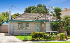 25 Mountview Road, Highett VIC