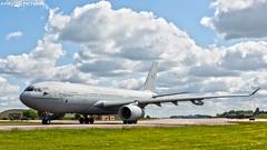 Airbus A330-243 MRTT Voyager KC.3 ZZ338