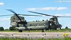 Boeing CH-47F Chinook HC.6 ZK557