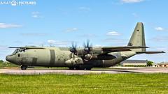 Lockheed C-130J C4 Hercules ZH870 '870'