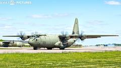 Lockheed C-130J C4 Hercules ZH879 '879'