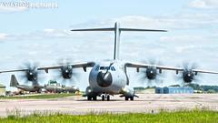 Airbus A400M Atlas C1 ZM417 '417'