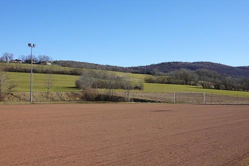 Stade de Football des Menulles @ Football field @ Choisy