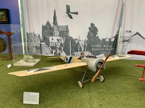 Schaalmodel Fokker E-III