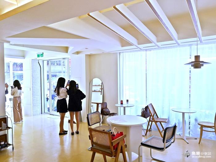 【台北大安】nu studio|瑞安街韓系網美咖啡店|複合式餐廳服飾店 @魚樂分享誌