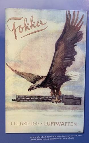 Fokker Affiche