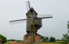 Noordmeulen Mill in Hondschoote