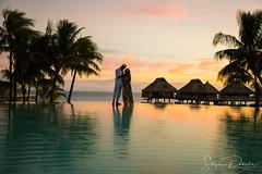 Jennifer & Festus - The Conrad Bora Nui - Bora Bora