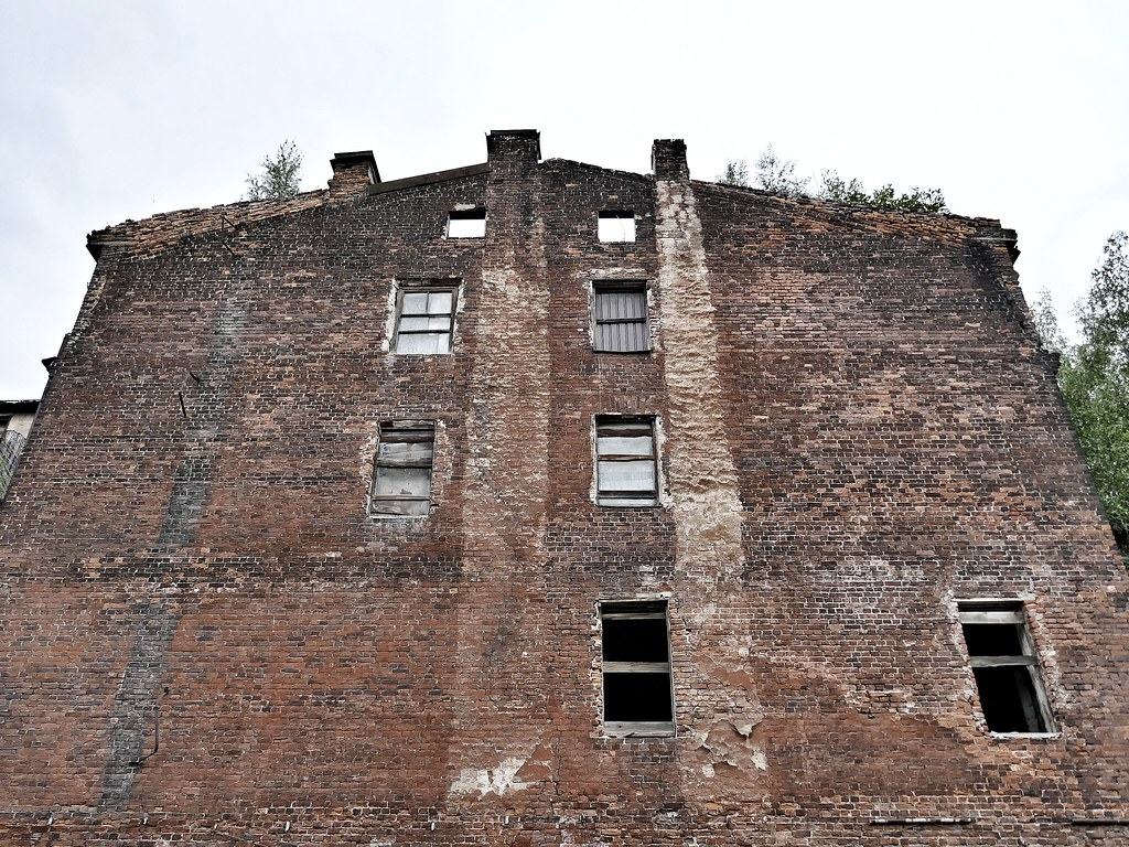 фото: St. Petersburg. The old abandoned factory_5