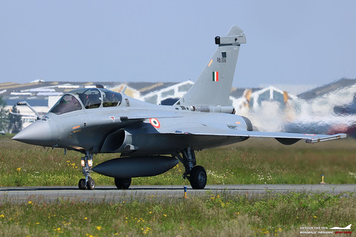 Indian Air Force Dassault Rafale RB006
