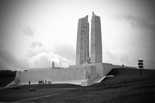 The Canadian War Memorial