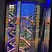 The Vessel L7 Elevator at Twilight Hudson Yards Manhattan New York City NY P00529 DSC_2547
