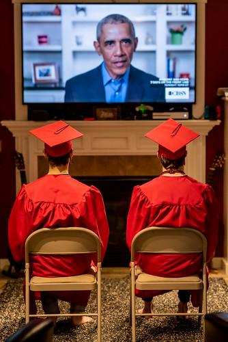 2020 Graduation in a nutshell